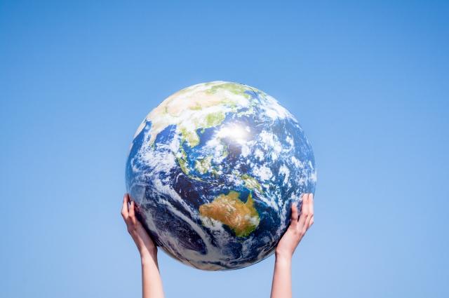 CO2の削減による地球温暖化防止